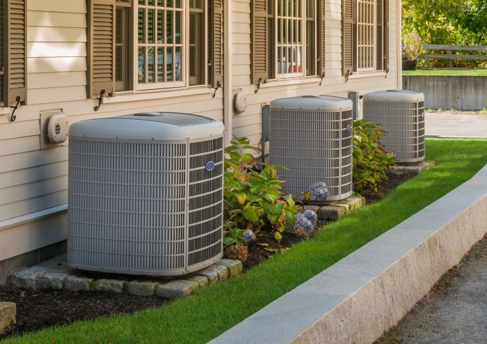 Never ignore the critical signs of an impending AC breakdown, such as strange noises or poor performance.