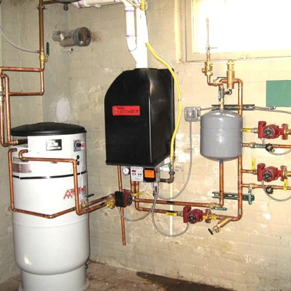 If your home uses radiant heating to stay warm in the winter, have our team service and repair your boiler.