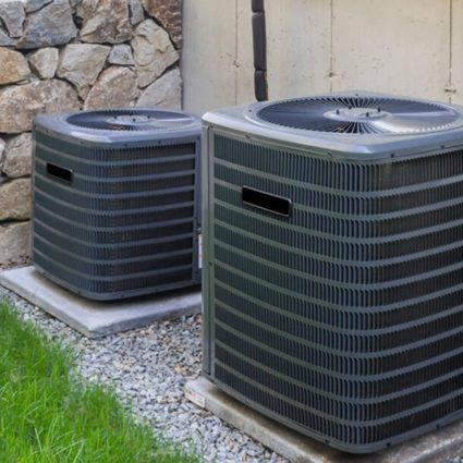Hybrid systems are capable of heating your home in the winter and then also cooling it in the summer.